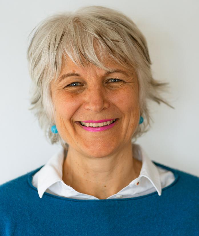 Sabine Hochenburger Portraet